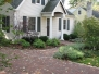 CAPE COD MAKEOVER: Paver driveway, walk & plantings