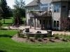 Transformed into outdoor spaces