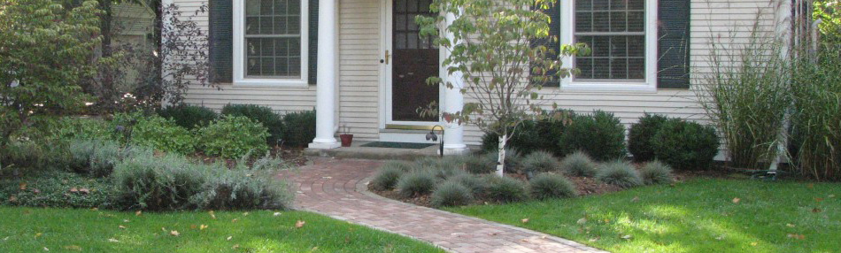 CAPE COD MAKEOVER: Paver Driveway, Walk and Plantings - CAPE COD MAKEOVER: Paver Driveway, Walk And Plantings - Turner's